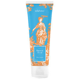 French Tulip Classic Toile Hand Cream