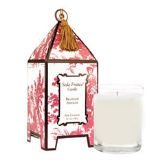 Bigarade Absolue Classic Toile Pagoda Box Candle