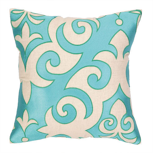 Royal Damask Pillow