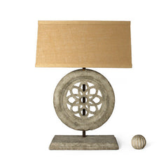 Agrass Stone Lamp