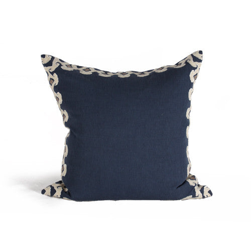 Turin Border Pillow