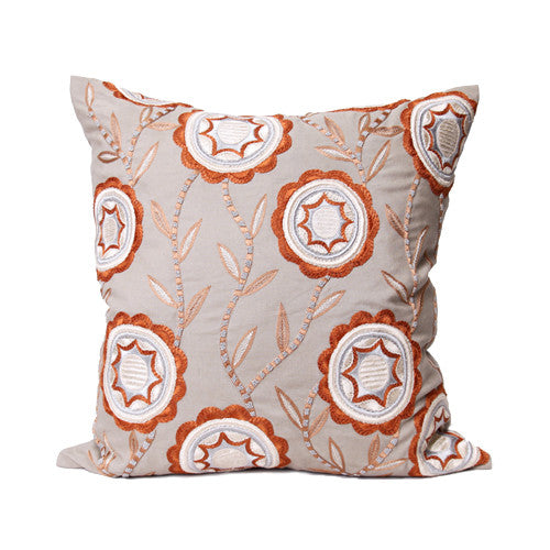 Seed Flower Pillow