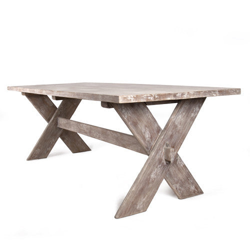 Swedish Trestle Table