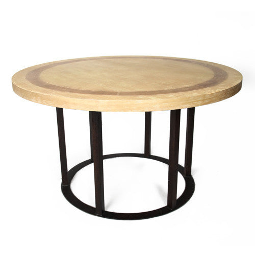 Round Hall Dining Table