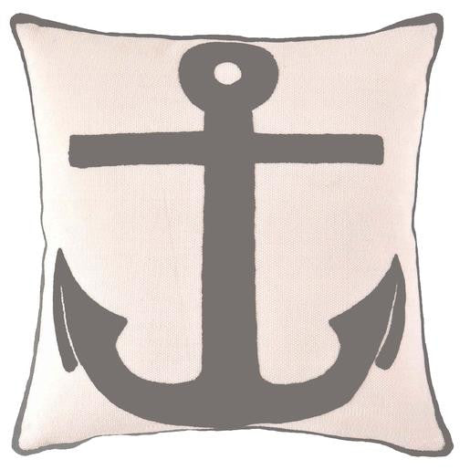Fresh American Admiral Graphite Pillow