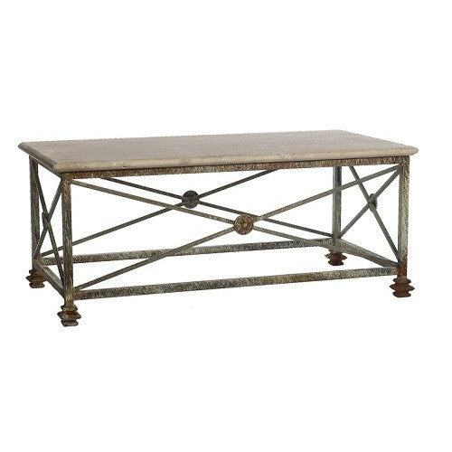 Medallion Coffee Table
