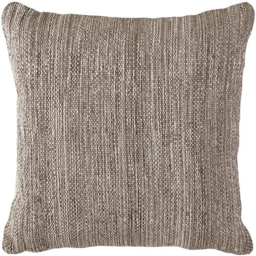 Fresh American Mingled Charcoal Pillow