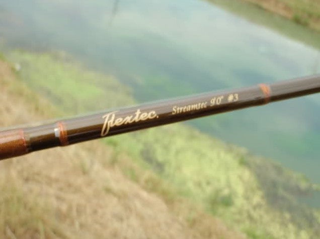Streamtec 4 Piece Fly Rod