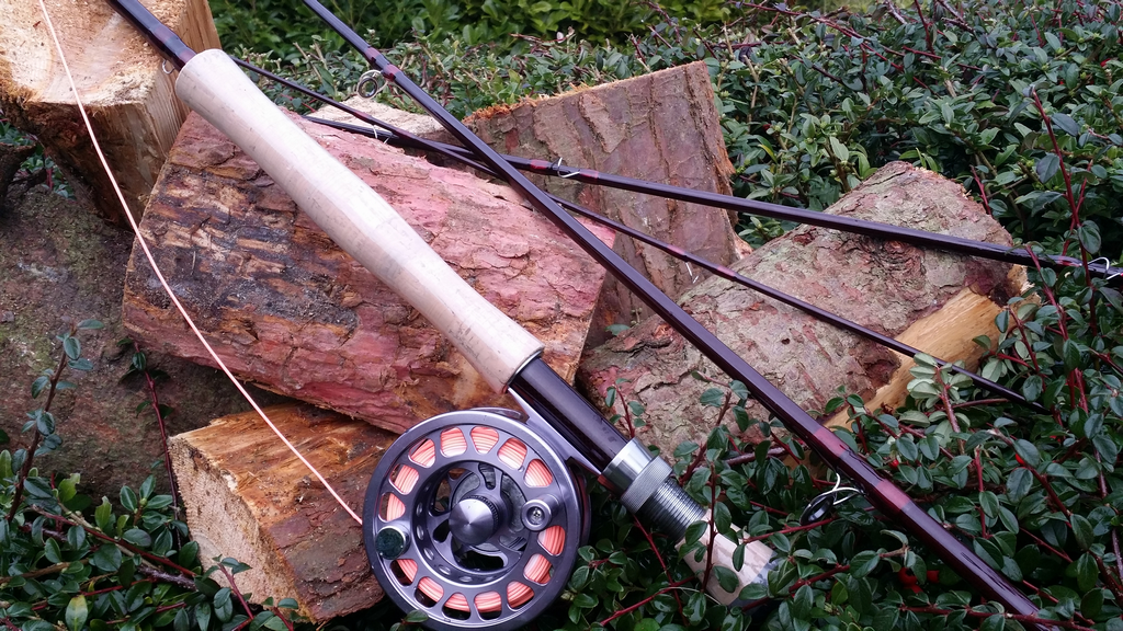 Spring Creek 4 Piece Game Fly Rod