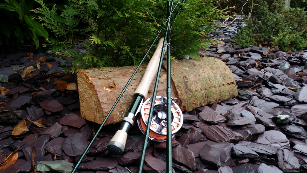 Carbon Fibre Sumo XS 4 Piece Game Fly Rod