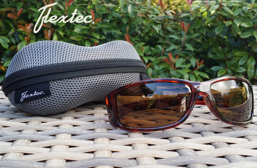 Polarized Sunglasses Brown Lens