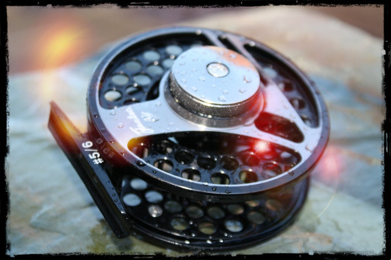 Air Fly Fishing Reel - Extremely lightweight