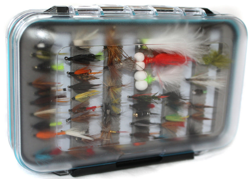 Boxed Assorted Fly Set x 50pcs
