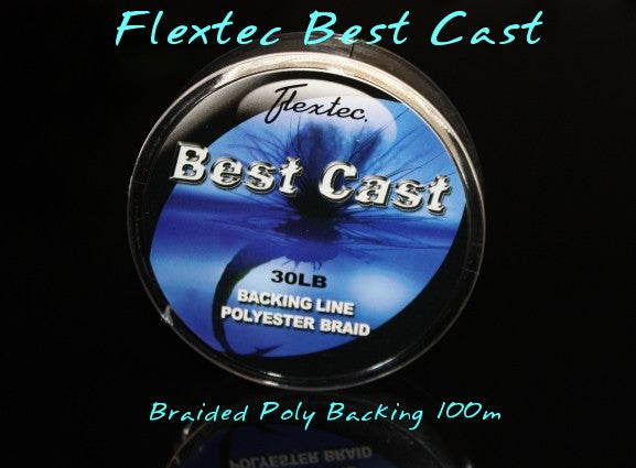 Braided Fly Line Backing