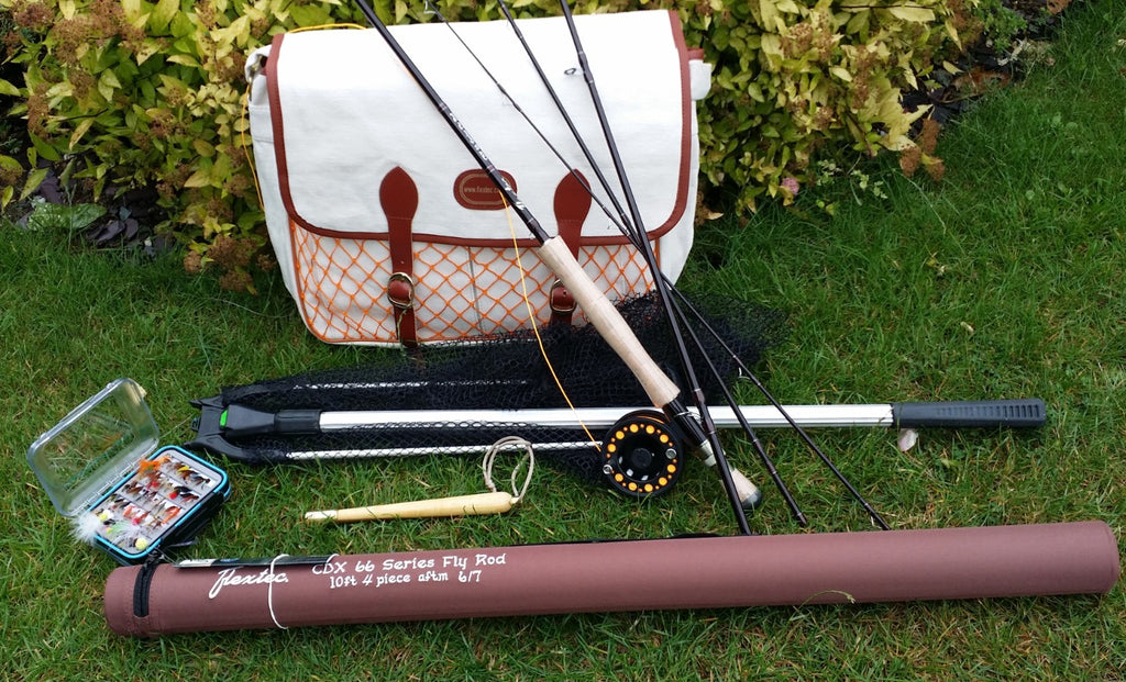 CDX66 Deluxe Fly Fishing Kit