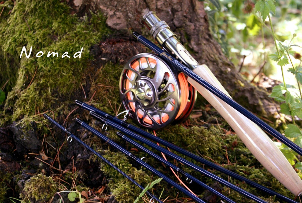 Spare Parts For The Nomad 7 Piece Travel Fly Rods