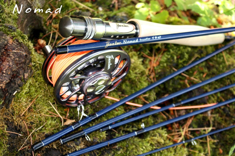 Nomad 7 Piece Travel Fly Rod