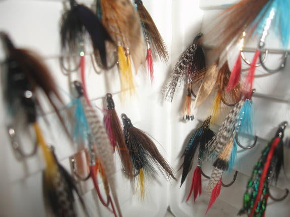 Sea Trout Fishing Fly Selection 20 pieces