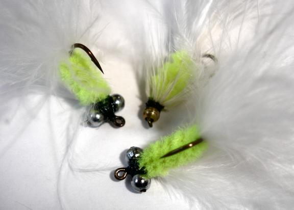 Cats Whisker Fly Fishing Selection x 20