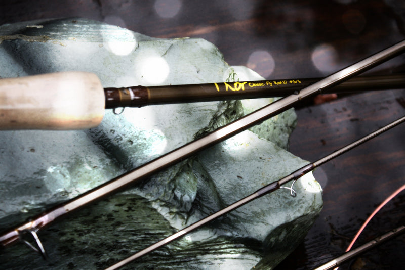Thor Classic 4 Piece Fly Rod