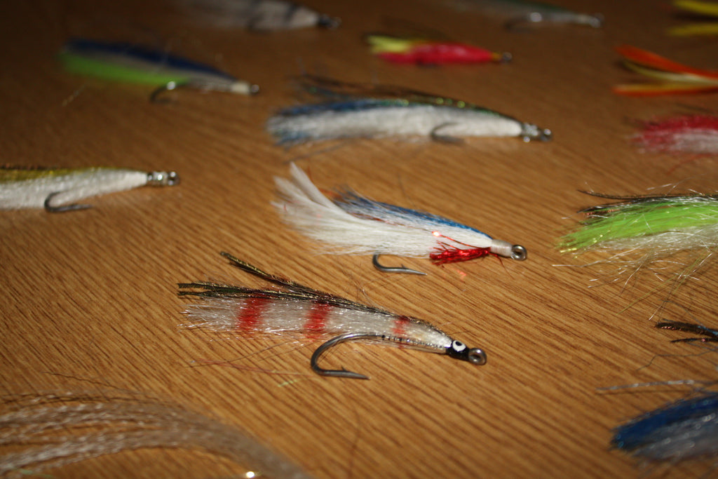 20 Assorted Saltwater / Big Game / Pike Flies Fly Selection