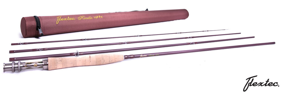 Kinetic 4 Piece Fly Rod