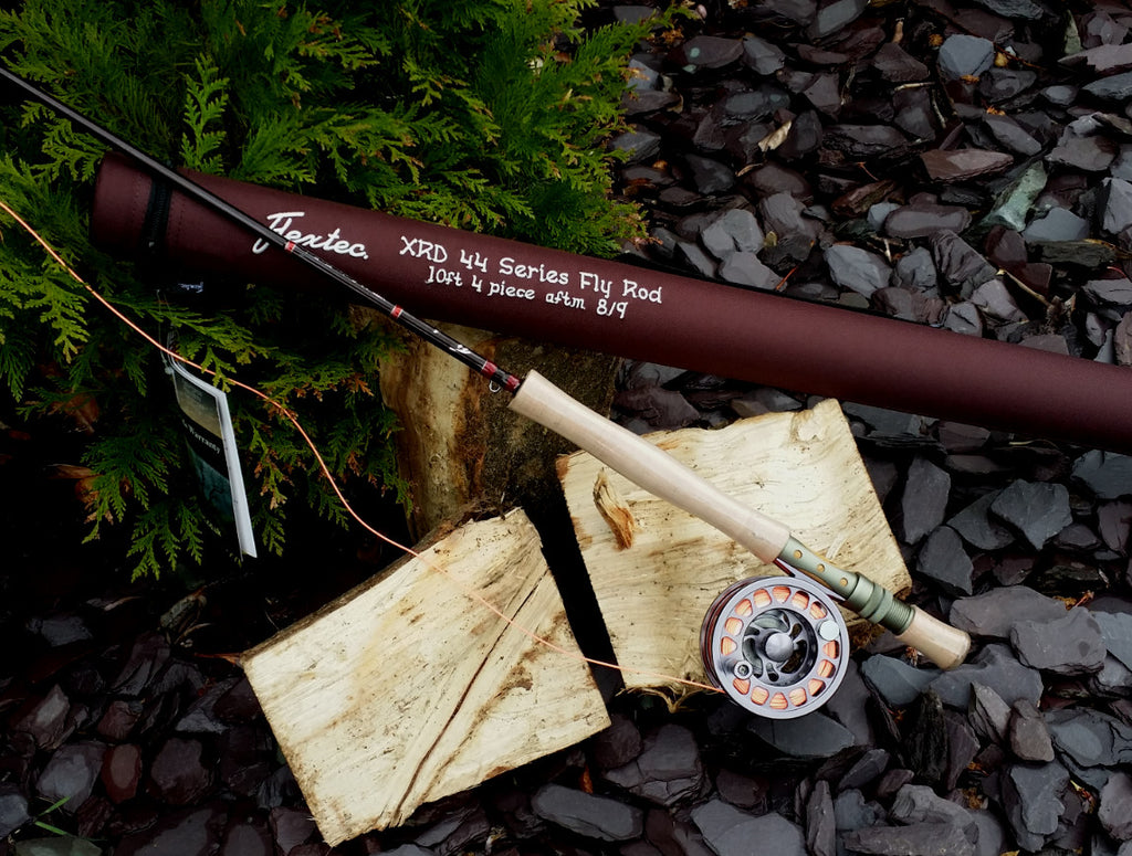 XRD44 Trout Fly Saltwater / Pike Fly Fishing Rod
