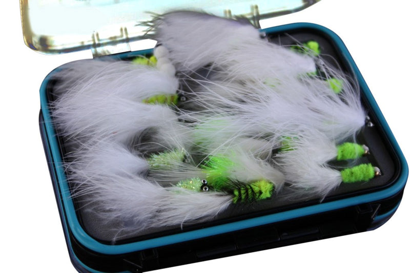 Boxed Cats Whisker Fly Set x 20pcs