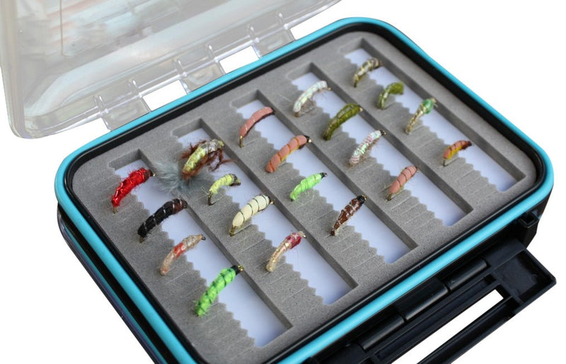 Boxed Czech Fly Set x 20pcs