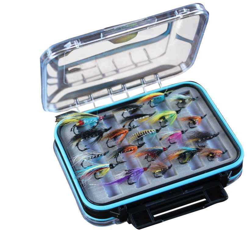 Boxed Double Salmon Fly Set x 20pcs