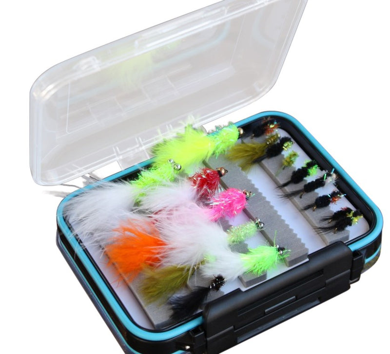 Boxed Fritz Fly Set x 30pcs