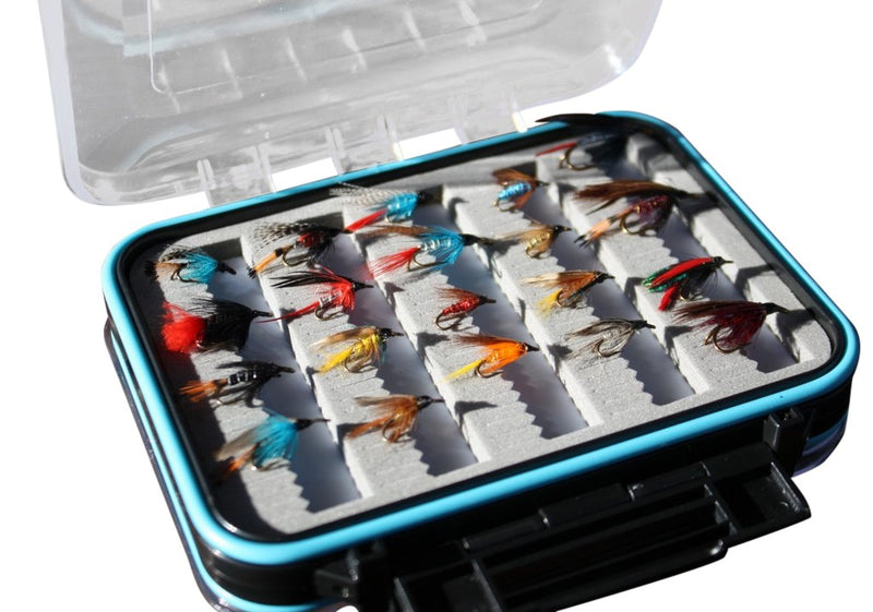 Boxed Double Trout Fly Set x 20pcs
