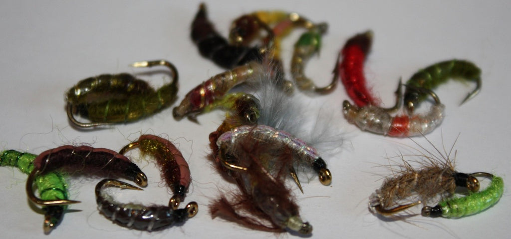 Czech Nymph Fly Set x 20pcs