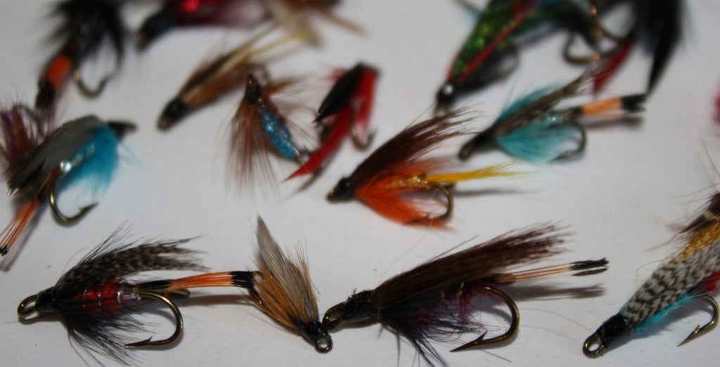 Double Trout Fly Set x 20pcs