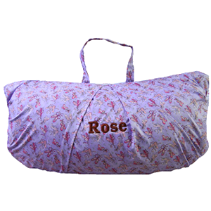 Orchid Lavender Sleeping Bag  (Youth Only)