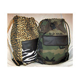 Back Sack/Leopard