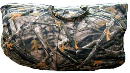 Camo Woodland Sleeping Bag