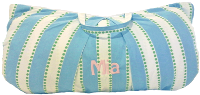 "Lulu Girly Blue Sleeping Bag  ""NEW"""
