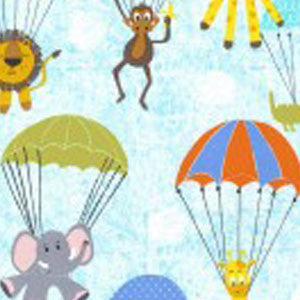 Fabric/Baby Animal Parachutes