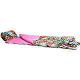 Retro Flora Sleeping Bag