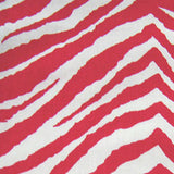 Fabric/Candy Pink Zebra