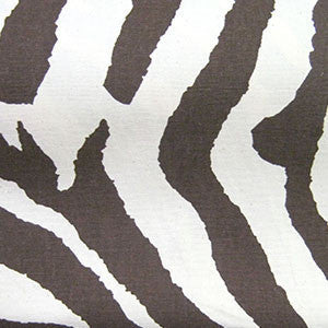 Back Sack/Brown Zebra Stripes