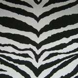Zebra Sleeping Bag - Thin Black Stripes