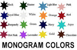 Monogram Colors