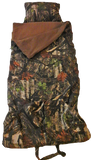 Camo Rustic Woods Sleeping Bag