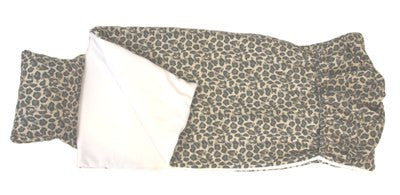 Snow Leopard Sleeping Bag