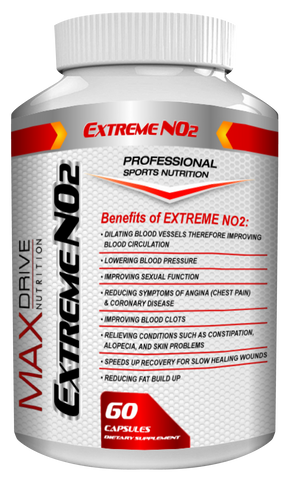 Extreme NO2 - 30 Day Supply