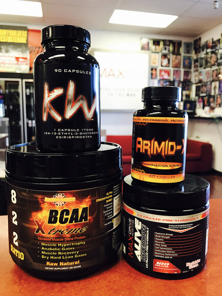 Kemical Warfare Stack Best Anabolic Stack Limited Time Facebook deal!