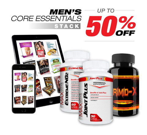 Mens Core Essential Stack