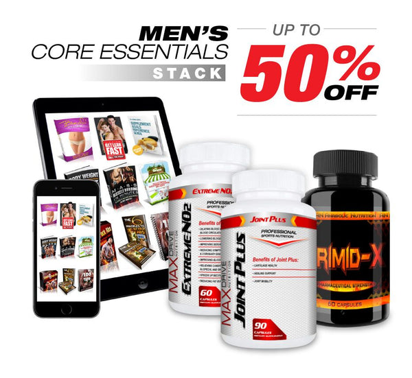 Men's Core Essential Stack